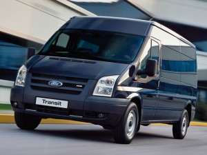 Фургон Ford Transit