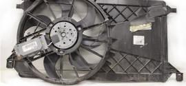 Вентилятор радиатора охлаждения Ford Focus II (2004-2010)