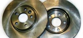 Диск тормозной передний Ford Mondeo (2007-2014)