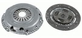 Корзина и диск сцепления Ford Focus II (2004-2010)