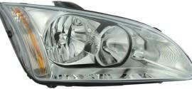 Фара правая (хромированная окантовка) Ford Focus II (2004-2010)