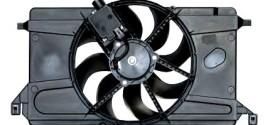 Вентилятор радиатора охлаждения Ford Focus III (2011-2015)