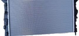 Радиатор охлаждения Ford Focus III (2011-2015)