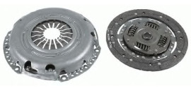 Корзина и диск сцепления Ford Focus III (2011-2015)